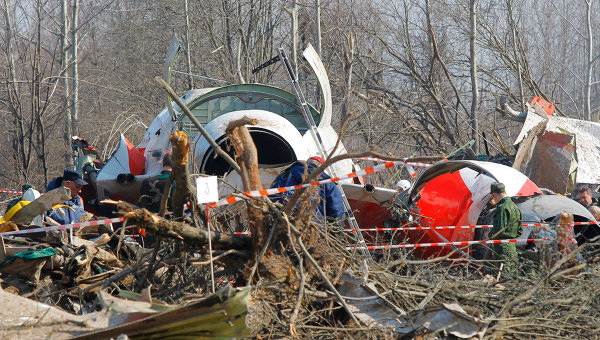 Авиакатастрофы в России за последние 10 лет