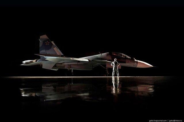 Самолет Як-55: фото