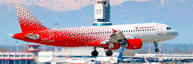 Рейс fv-5701 авиакомпании Россия: какой самолет