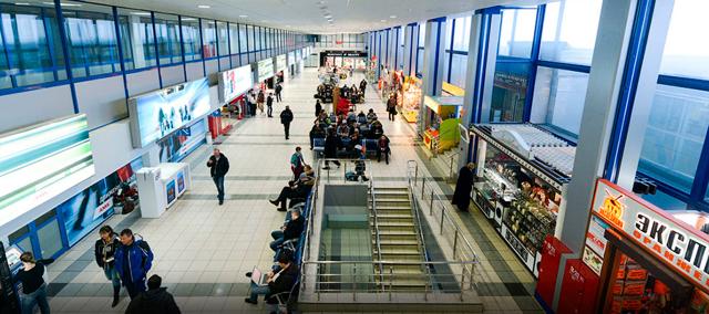 Аэропорт Толмачево Новосибирск: официальный сайт
