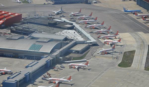 Аэропорты Лондона: Хитроу, Гатвик, Сити