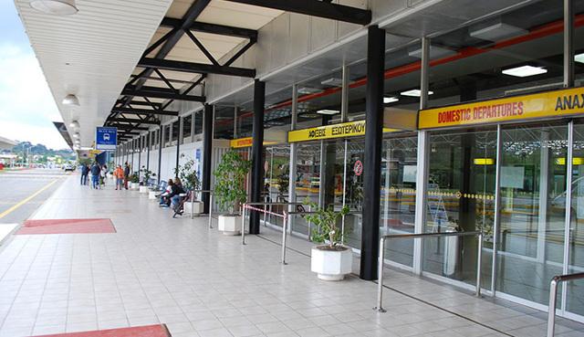 Аэропорт Корфу: название, расположение на карте