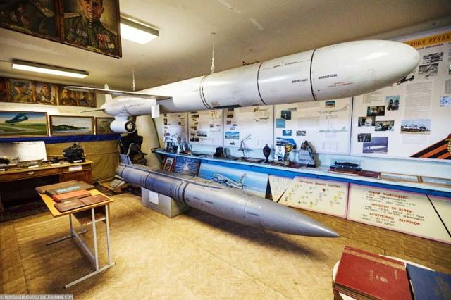 Музей дальней авиации Энгельс