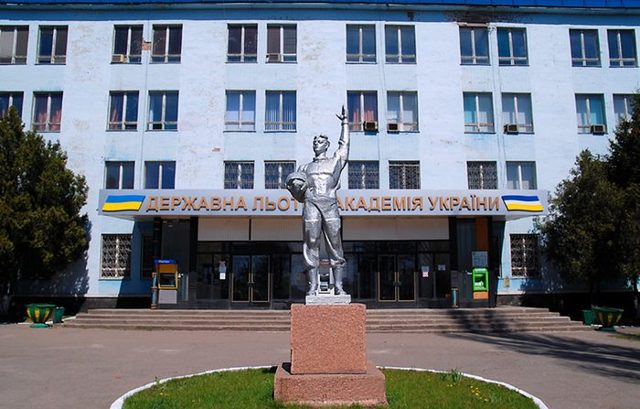 Кировоградская летная академия: официальный сайт