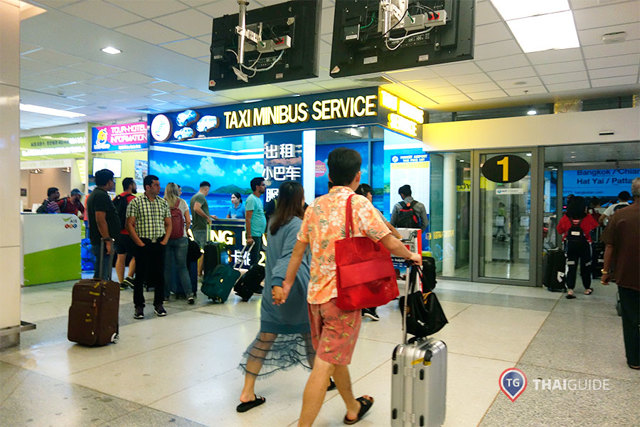 Как добраться из аэропорта Пхукета до Пхукета