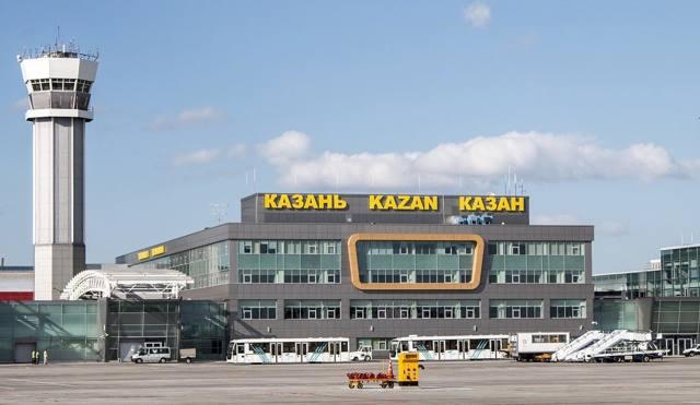Как добраться до аэропорта Казани из Казани