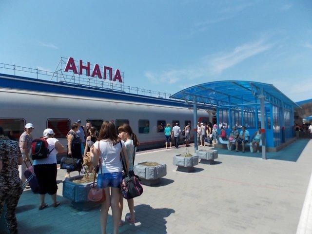 Как добраться до Анапы на самолете