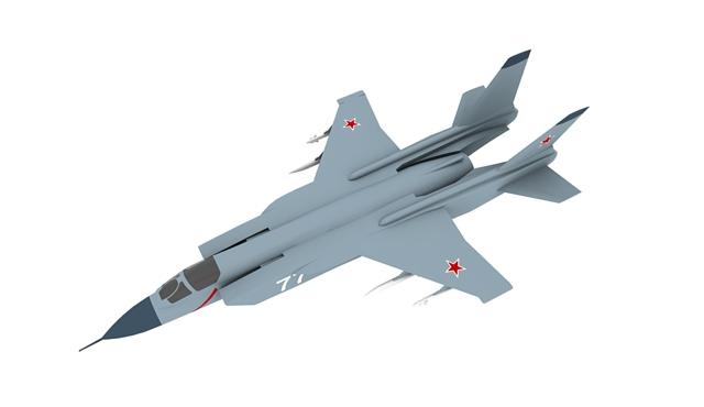 Як-141: палубный истребитель вертикального взлета и посадки