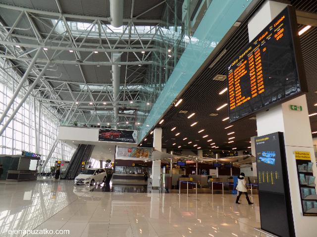 Как добраться из аэропорта Братиславы до центра города