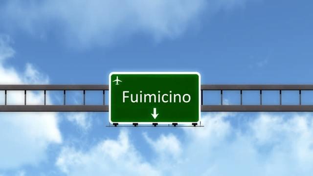 Как добраться до вокзала Термини из аэропорта Рима