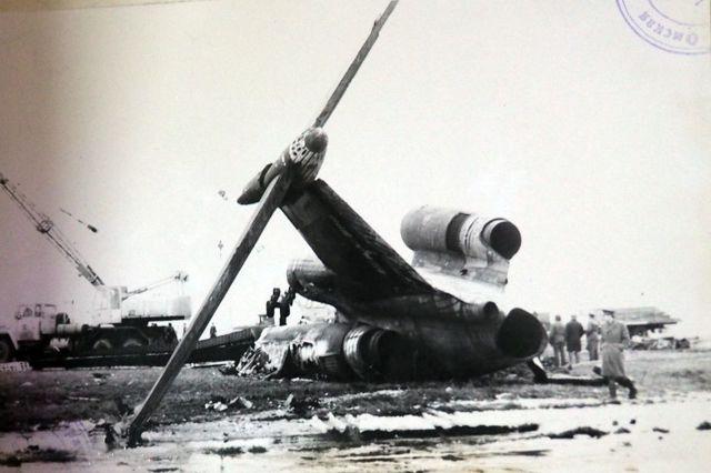 Катастрофа Ту-154 в Омске