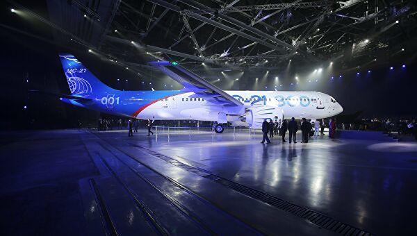 Новый самолет МС-21 Иркут: характеристики, фото