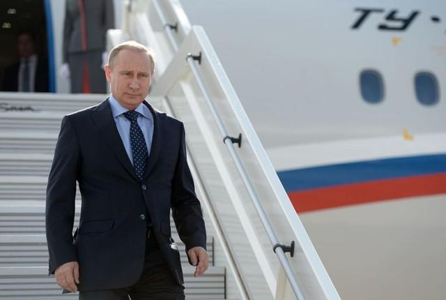 Как выглядит самолет Путина внутри