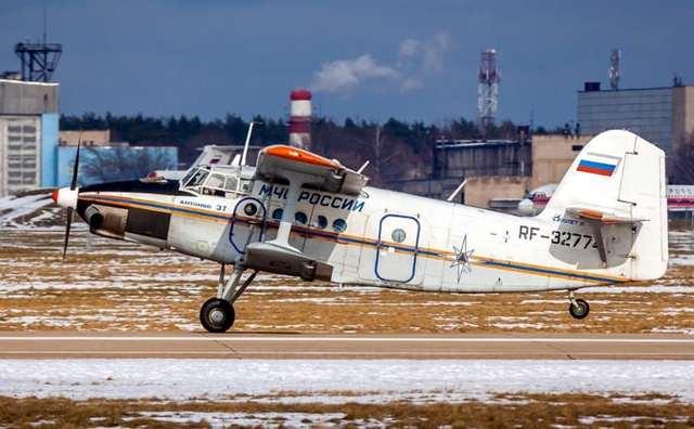 Самолет Ан-3: фото