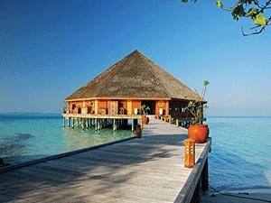 Сколько лететь до Мальдив из СПБ прямым рейсом