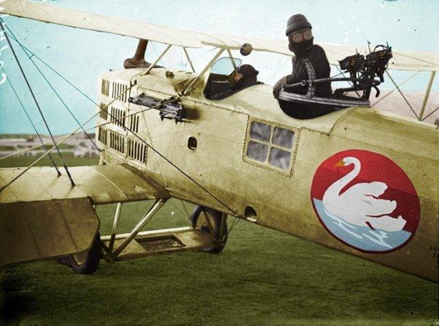 Самолеты Первой мировой войны