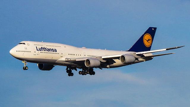 boeing (Боинг) 747-8: характиристики, фото