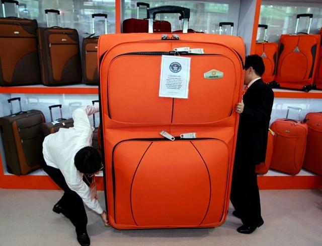 Что можно провозить в багаже в самолете 2016