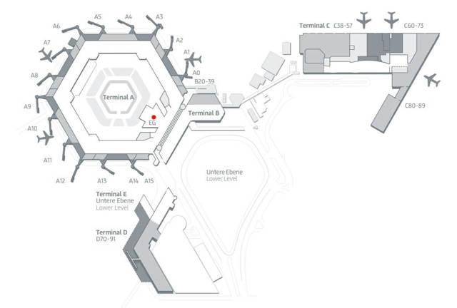 Аэропорт Берлина Тегель: как добраться до города
