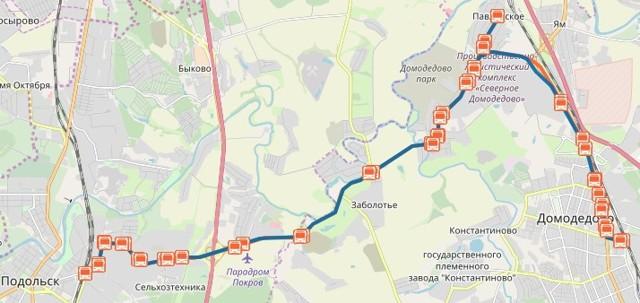Как добраться в аэропорт Домодедово из Подольска