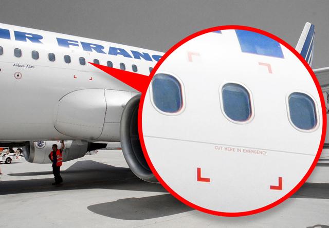 Как выжить при падении самолета