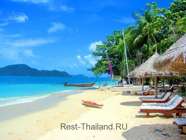 Когда лучше лететь в Таиланд