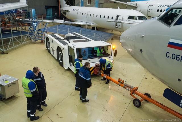 Боинг 738: схема салона авиакомпании Россия