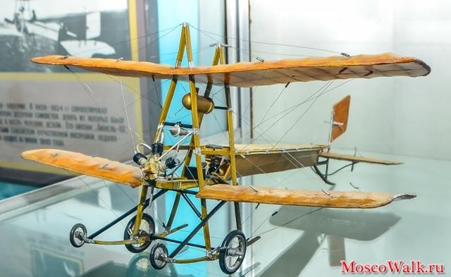 Музей авиации в Москве