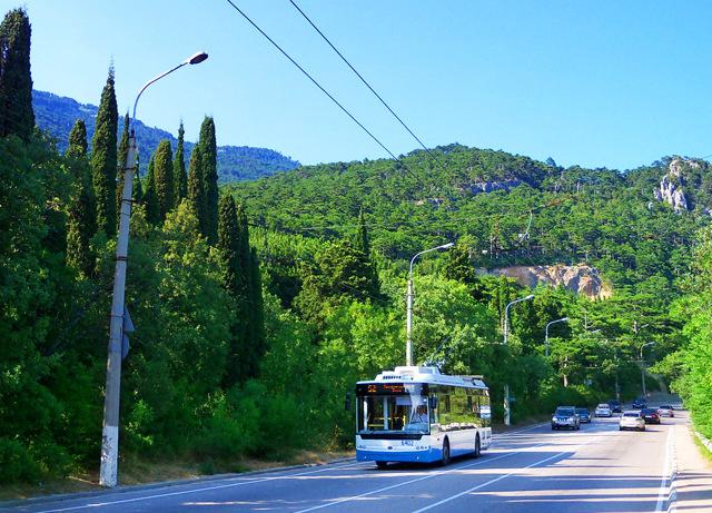 Как добраться до Ялты из аэропорта Симферополя и обратно