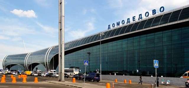 Аэропорты на карте Москвы