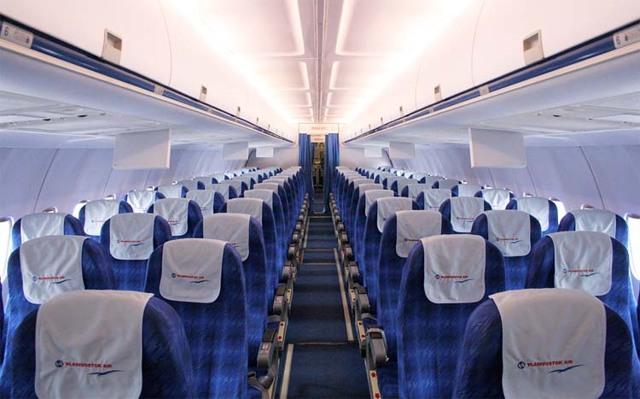 Самолет Ту-204: фото, схема салона, характеристики