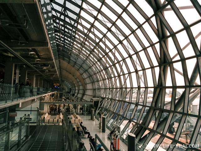 Аэропорт Бангкока Суварнабхуми: официальный сайт на русском