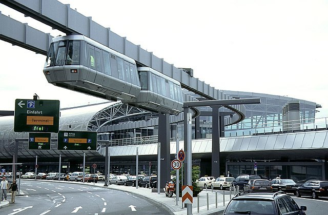 Международные аэропорты Германии: список