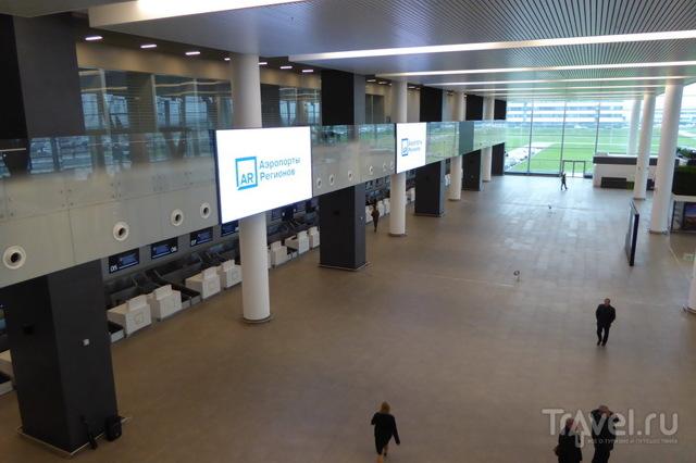 Новый аэропорт в Ростове-на-Дону на карте