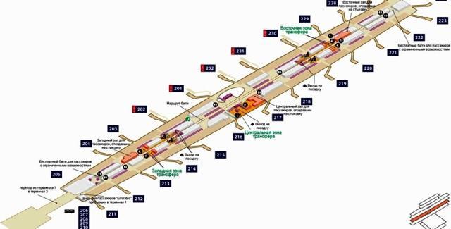 аэропорт дубай онлайн табло вылета и прилета