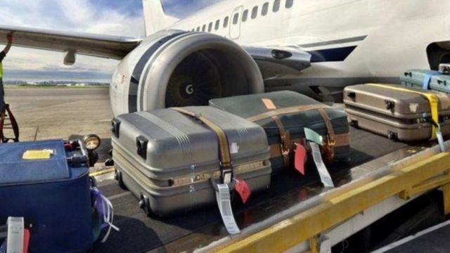 Вес багажа Аэрофлот эконом класса