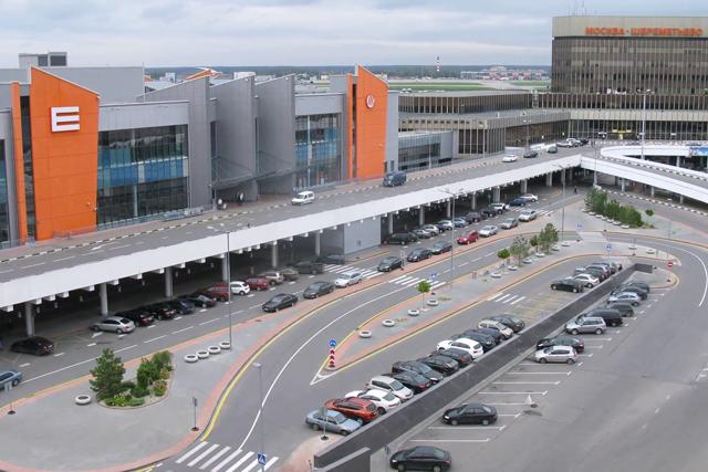 Обмен валюты в Шереметьево в терминалах