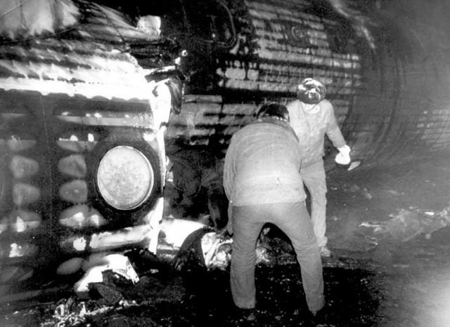 Катастрофа Ту-154 под Иркутском 1994