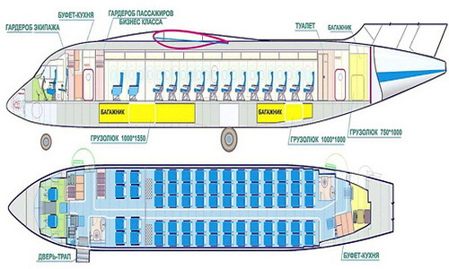 Самолет Ан-38: фото, характеристики