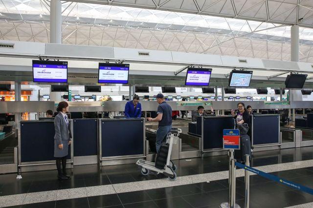 Первый раз лечу на самолете: что делать в аэропорту