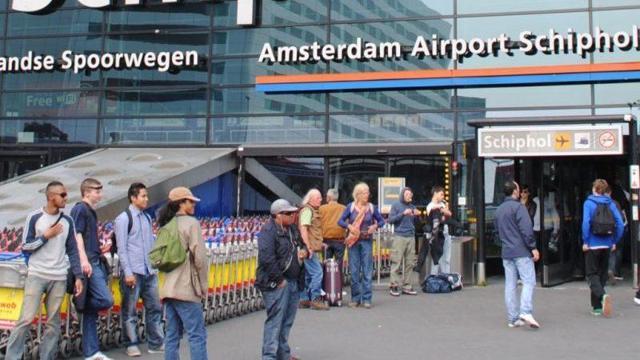 Сколько лететь до Амстердама из Москвы прямым рейсом