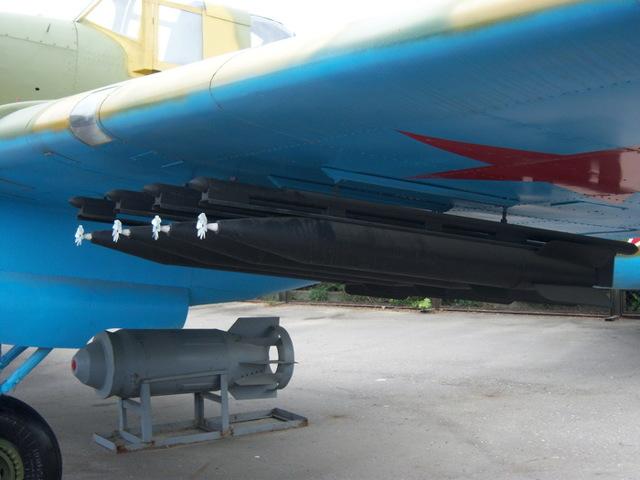 Самолет Ил-2: фото, вооружение