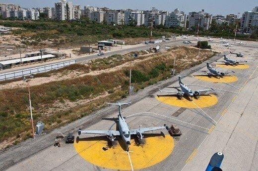 Аэропорты Израиля для международных рейсов