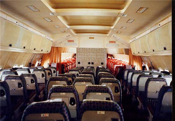 Самолет Ил-86: фото, технические характеристики