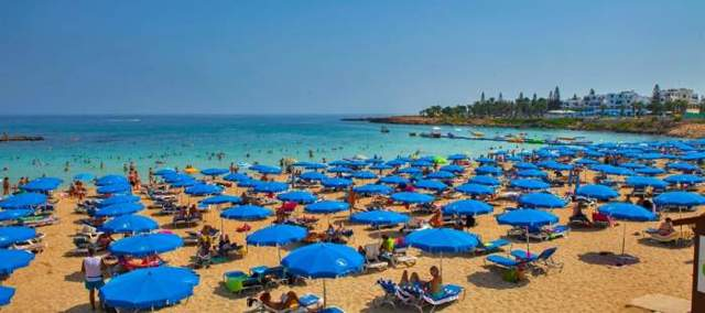 Сколько лететь до Кипра из Санкт - Петербурга