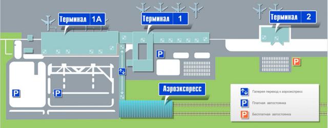 Как добраться из аэропорта Казани в центр города