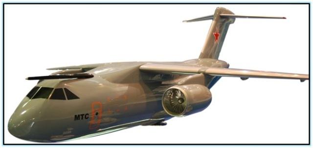 Ил-276: технические характеристики, фото