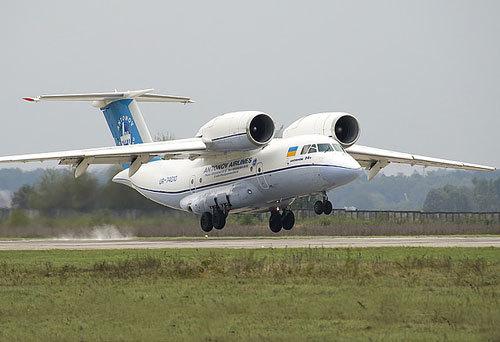 Самолет Ан-74: фото, характеристики