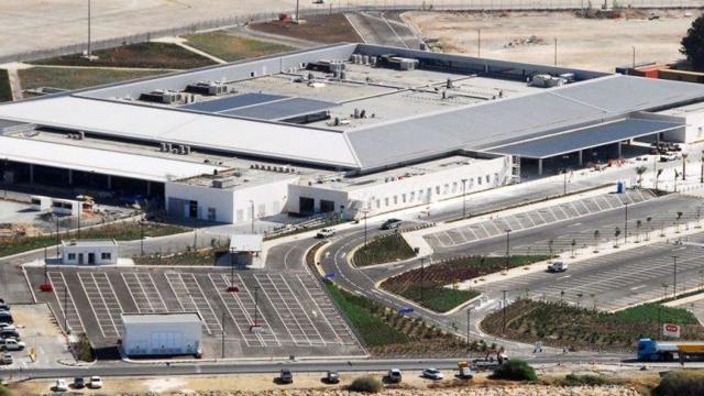 Международные аэропорты Кипра на карте: список