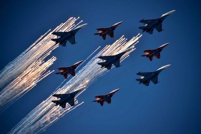 Сколько самолетов в эскадрильи